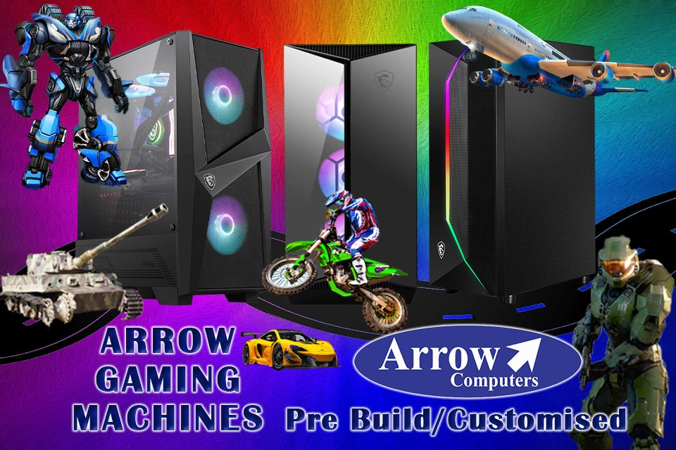 Arrow Gaming Machines